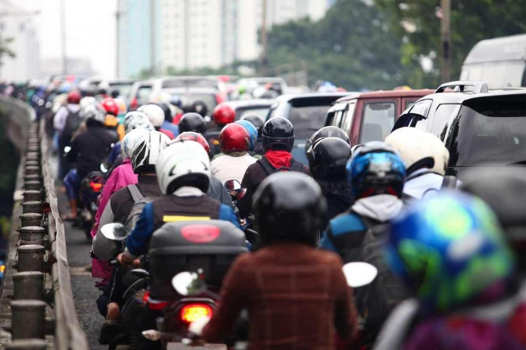 Expat working life in Indonesia